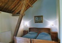 Ferme château Laneffe, location de chambre d'hôtes 2 personnes campanule