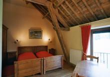 Ferme château Laneffe, location de chambre d'hôtes 2 personnes giroflée