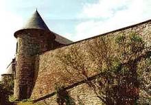 Ferme du château de Laneffe, historique