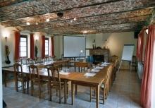 Ferme du Château de Laneffe, location de salle de séminaire pour événements professionnels